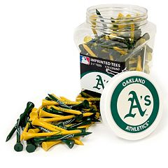 Team Golf Oakland Athletics 175 ctGolf Tee Jar