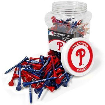 Team Golf Philadelphia Phillies 175-ct. Golf Tee Jar