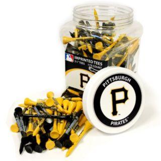 Team Golf Pittsburgh Pirates 175-ct. Golf Tee Jar