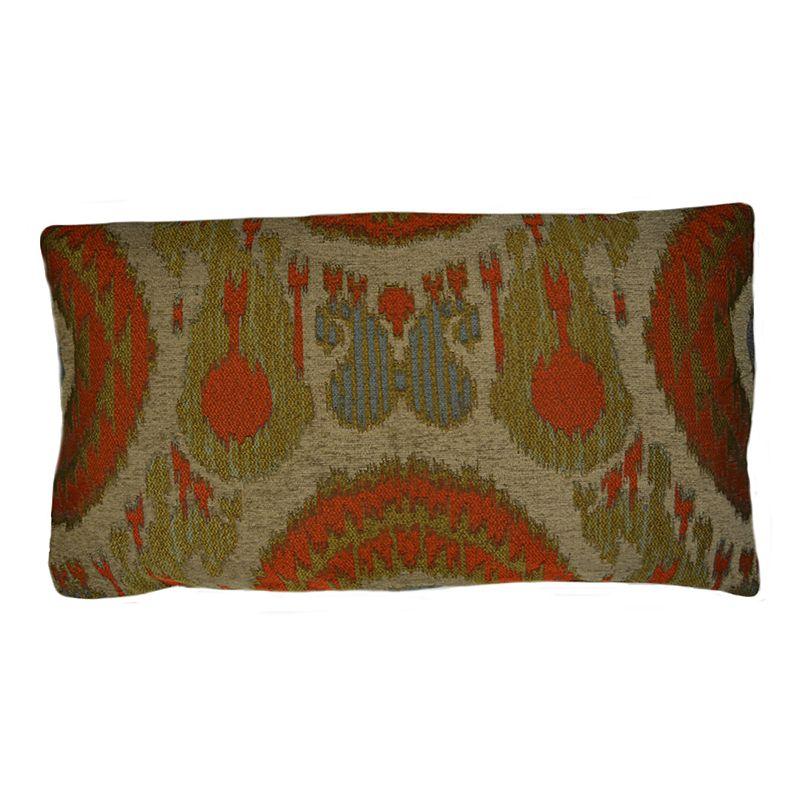 Decorative Rust Pillow Kohl s