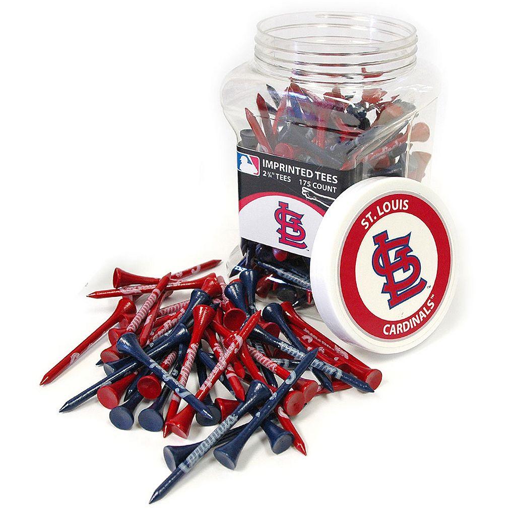 Team Golf St. Louis Cardinals 175-ct. Golf Tee Jar