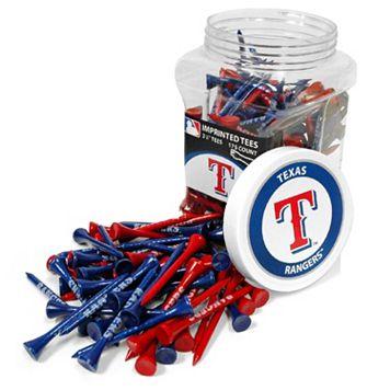 Team Golf Texas Rangers 175-ct. Golf Tee Jar