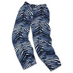 Men's Zubaz Carolina Panthers Athletic Pants