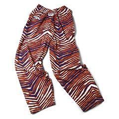 Men's Zubaz Denver Broncos Athletic Pants
