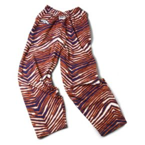 Men's Zubaz Denver Broncos Athletic Pants