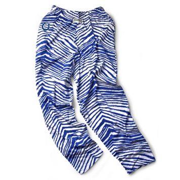 Men's Zubaz Indianapolis Colts Athletic Pants