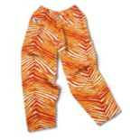 Men's Zubaz Kansas City Chiefs Athletic Pants