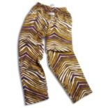 Men's Zubaz Minnesota Vikings Athletic Pants