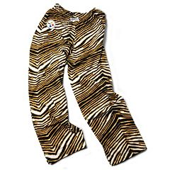 Men's Zubaz Pittsburgh Steelers Athletic Pants
