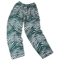 Men's Zubaz Philadelphia Eagles Athletic Pants