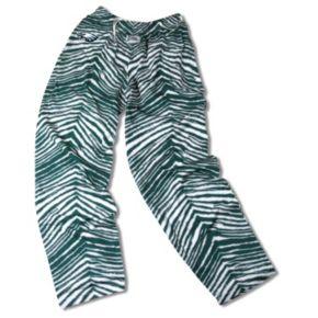 Men's Zubaz Philadelphia Eagles Athletic Pants