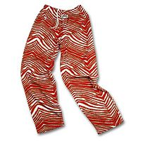 Men's Zubaz San Francisco 49ers Athletic Pants