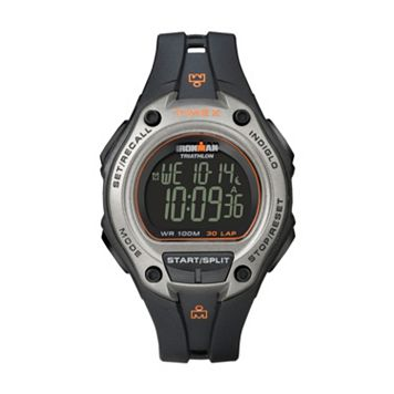 Timex Men's Ironman 30-Lap Digital Chronograph Watch - T5K758