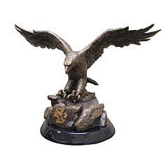 Boston College Eagles Tim Wolfe Sculpture