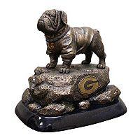 Georgia Bulldogs Tim Wolfe Sculpture