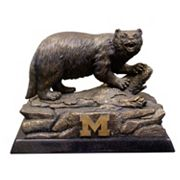 Michigan Wolverines Tim Wolfe Sculpture