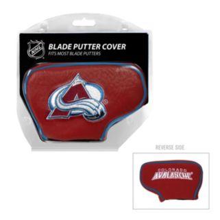 Team Golf Colorado Avalanche Blade Putter Cover