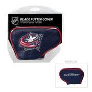 Team Golf Columbus Blue Jackets Blade Putter Cover