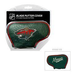 Team Golf Minnesota Wild Blade Putter Cover