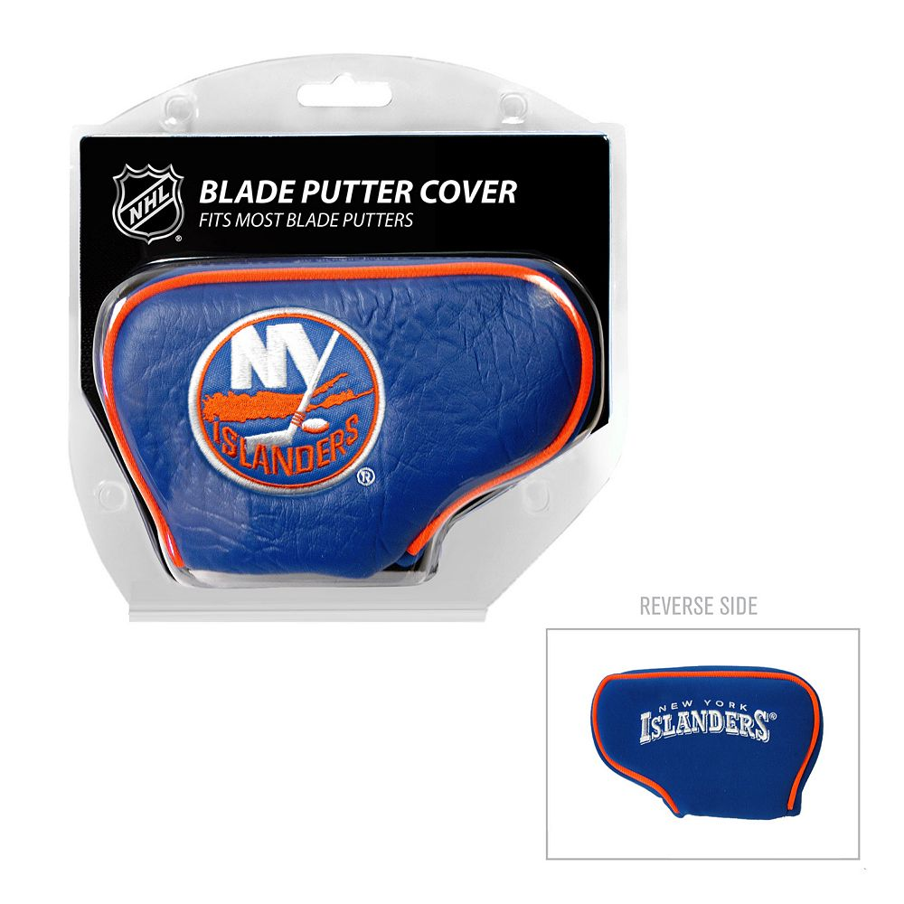 Team Golf New York Islanders Blade Putter Cover