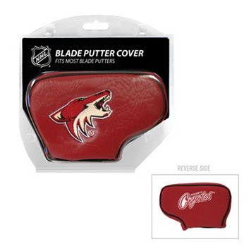 Team Golf Phoenix Coyotes Blade Putter Cover