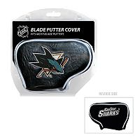 Team Golf San Jose Sharks Blade Putter Cover