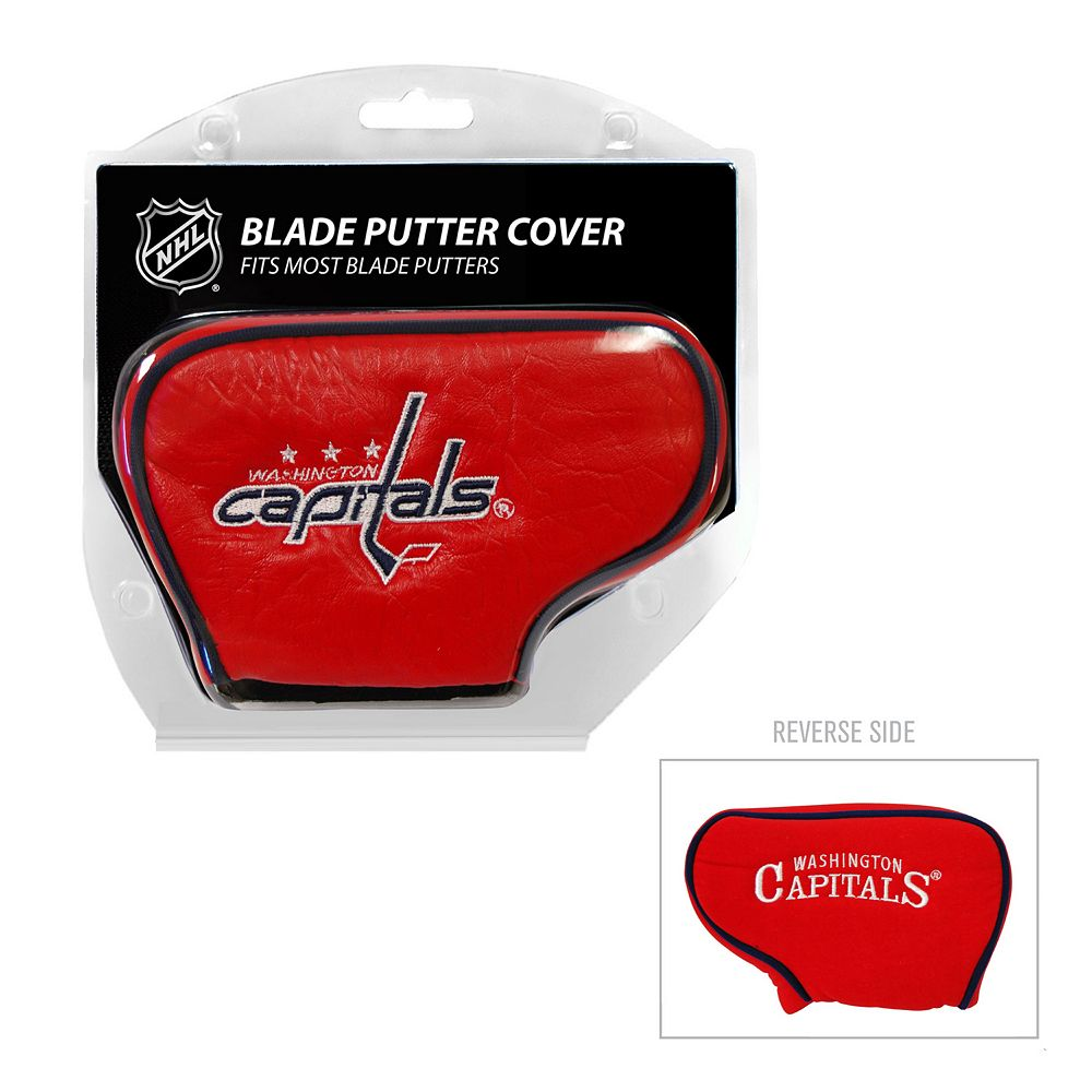 Team Golf Washington Capitals Blade Putter Cover