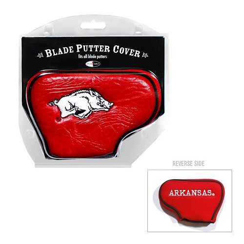 Team Golf Arkansas Razorbacks Blade Putter Cover