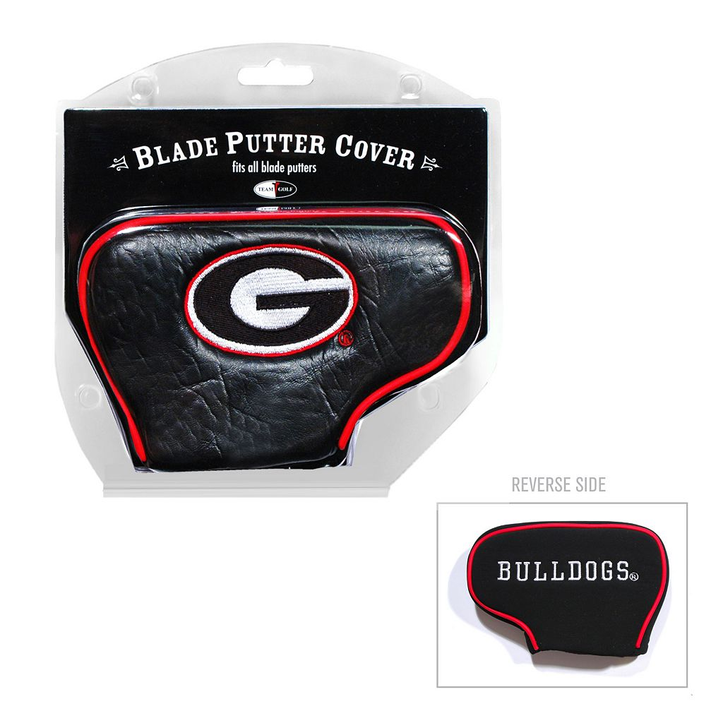 Team Golf Georgia Bulldogs Blade Putter Cover