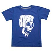 Nike Action Just Do It Stencil Tee - Boys 4-7
