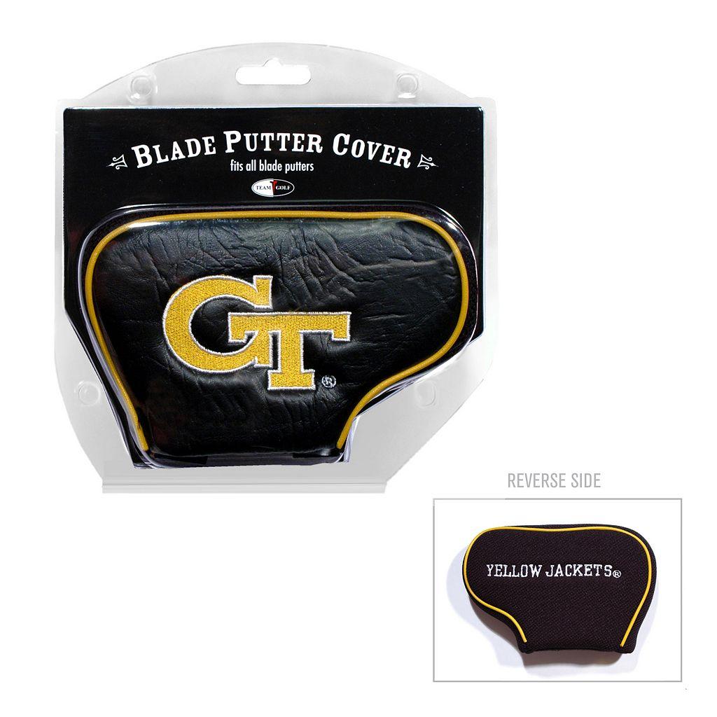 Team Golf Georgia Tech Yellow Jackets Blade Putter Cover