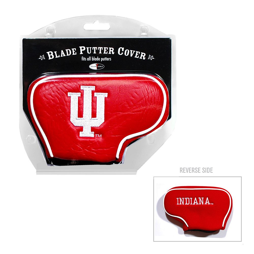 Team Golf Indiana Hoosiers Blade Putter Cover