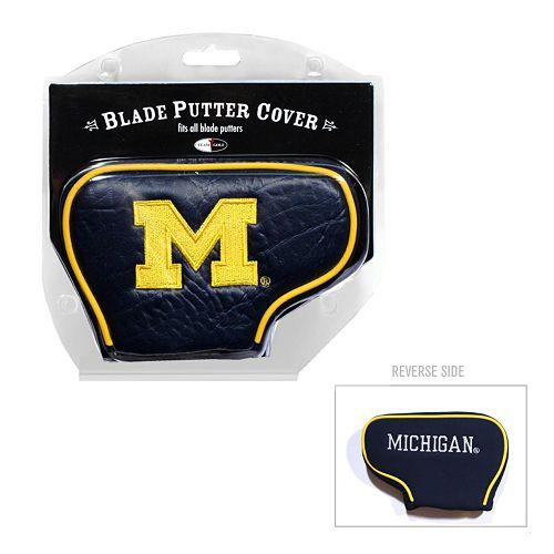 Team Golf Michigan Wolverines Blade Putter Cover