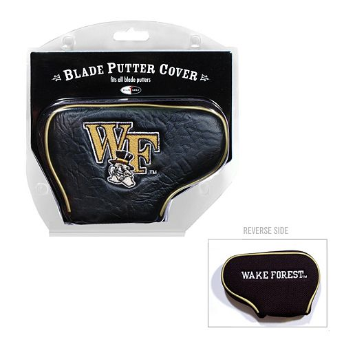 Team Golf Wake Forest Demon Deacons Blade Putter Cover