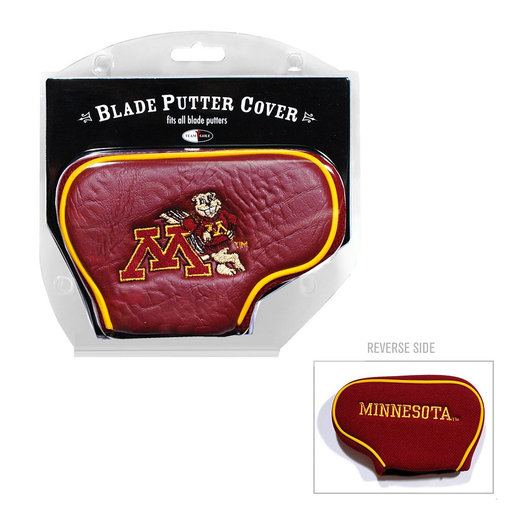Team Golf Minnesota Golden Gophers Blade Putter Cover