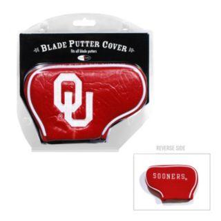 Team Golf Oklahoma Sooners Blade Putter Cover