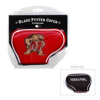 Team Golf Maryland Terrapins Blade Putter Cover