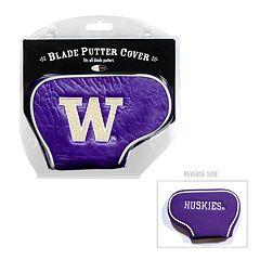 Team Golf Washington Huskies Blade Putter Cover