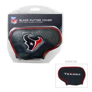 Team Golf Houston Texans Blade Putter Cover