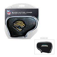 Team Golf Jacksonville Jaguars Blade Putter Cover