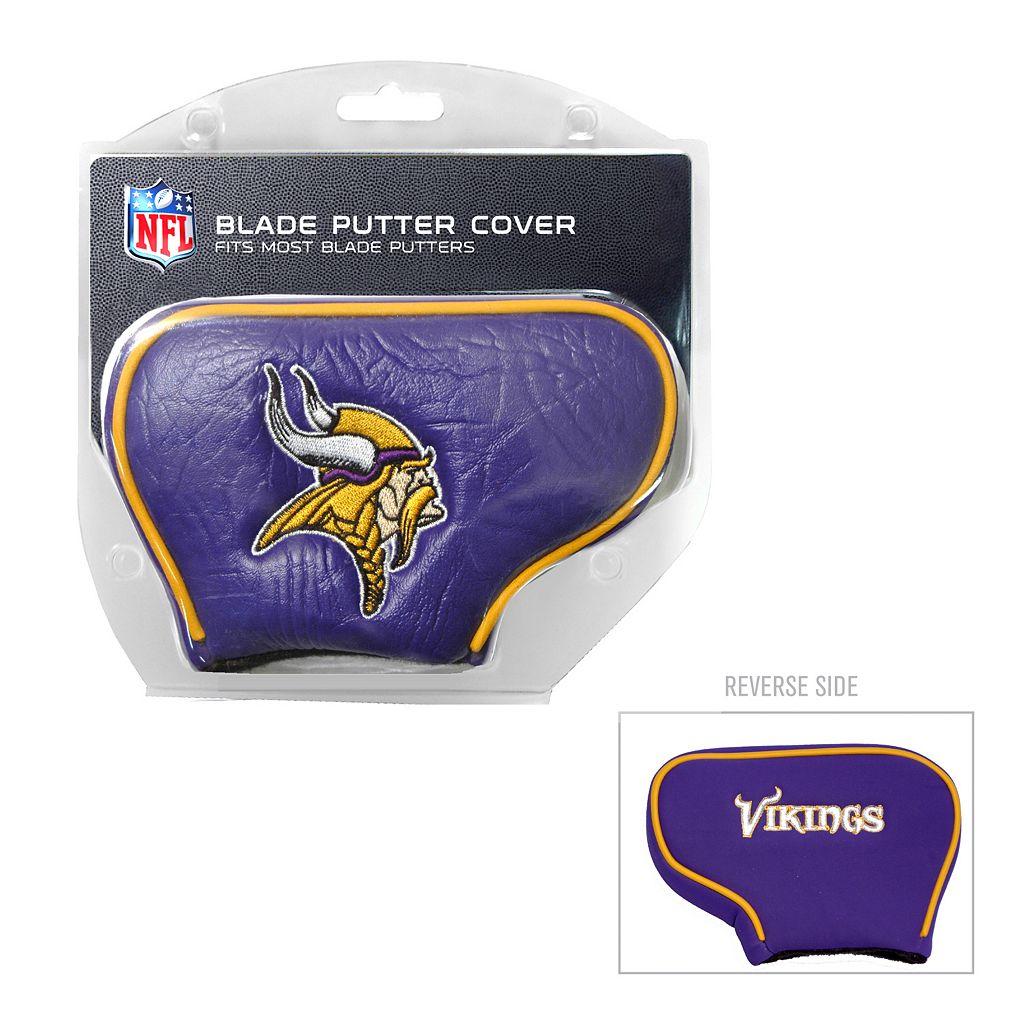 Team Golf Minnesota Vikings Blade Putter Cover