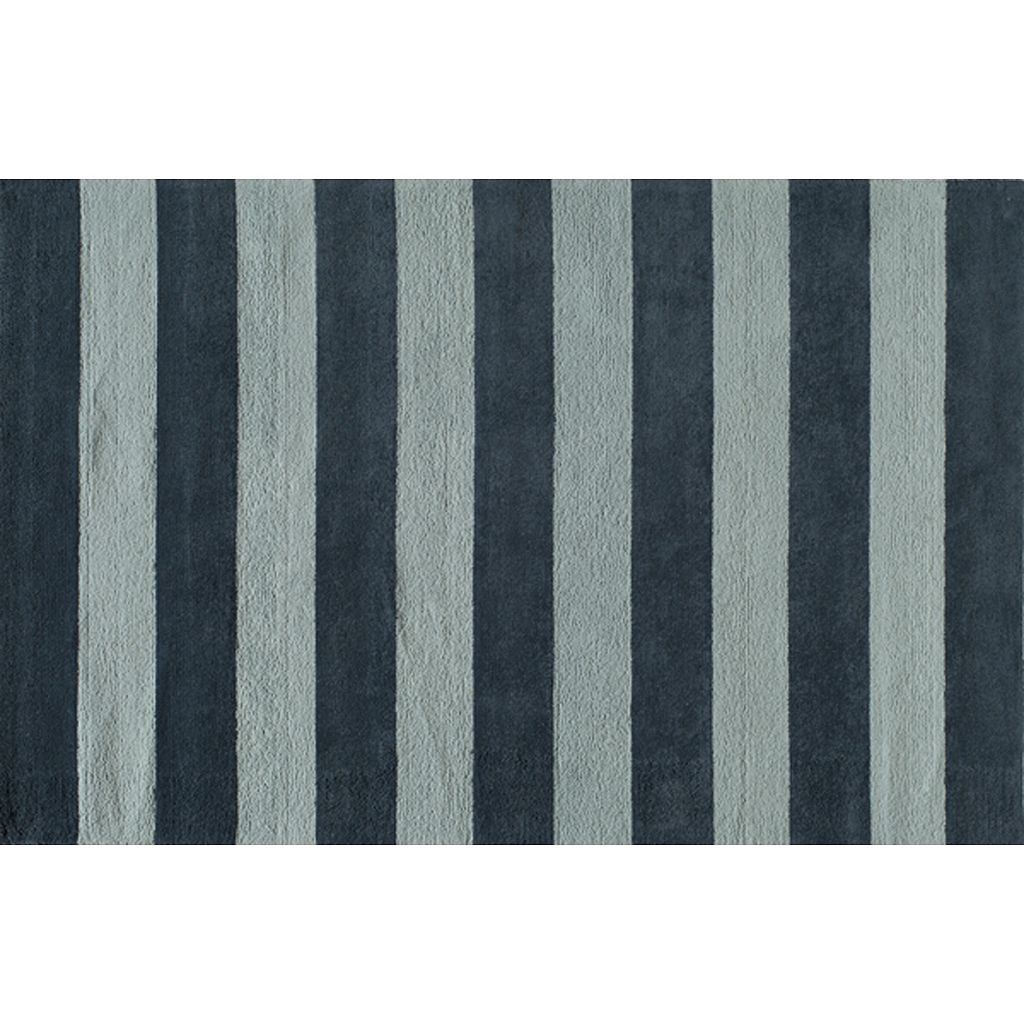 Momeni 'Lil Mo Classic Striped Rug - 5' x 7'