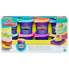 Play-Doh Plus 8 pkby Hasbro