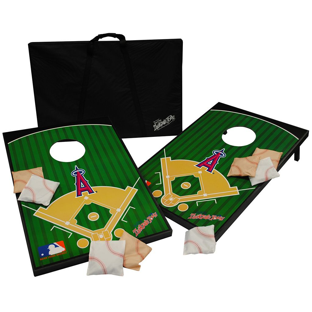 Los Angeles Angels of Anaheim Tailgate Toss Beanbag Game