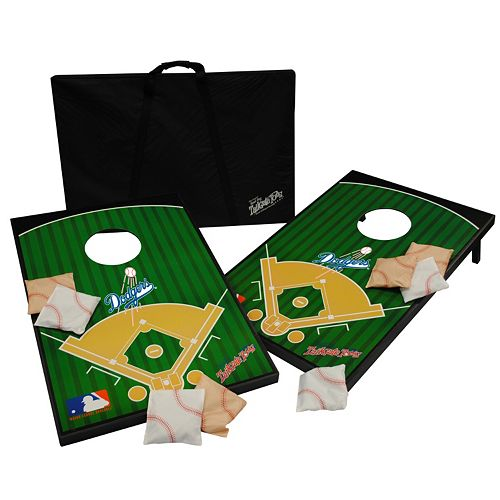 Los Angeles Dodgers Tailgate Toss Beanbag Game