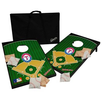 Texas Rangers Tailgate Toss Beanbag Game