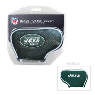 Team Golf New York Jets Blade Putter Cover