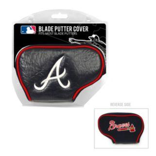 Team Golf Atlanta Braves Blade Putter Cover