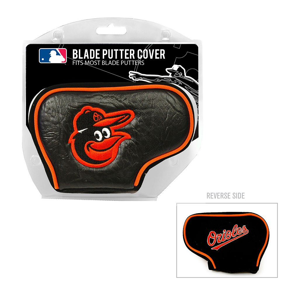 Team Golf Baltimore Orioles Blade Putter Cover