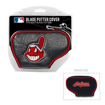 Team Golf Cleveland Indians Blade Putter Cover